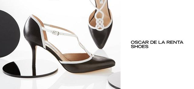 Oscar de la Renta Shoes at MYHABIT