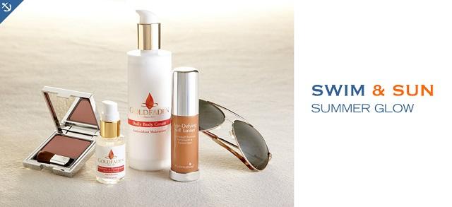 Swim & Sun Summer Glow at MYHABIT