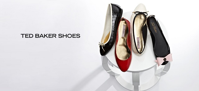 Ted Baker Shoes at MYHABIT