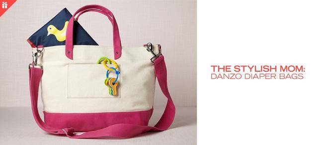 The Stylish Mom Danzo Diaper Bags at MYHABIT