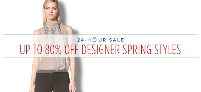 Up to 80 Off Designer Spring Styles at MYHABIT
