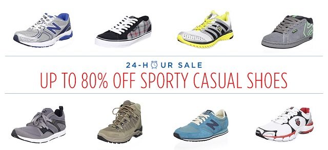 Up to 80 Off Sporty Casual Shoes at MYHABIT