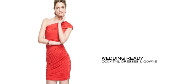 Wedding Ready Cocktail Dresses & Gowns at MYHABIT
