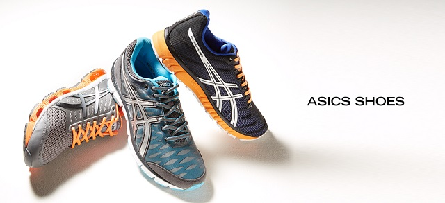 ASICS Shoes at MYHABIT