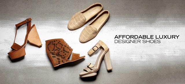 Affordable Luxury Designer Shoes at MYHABIT