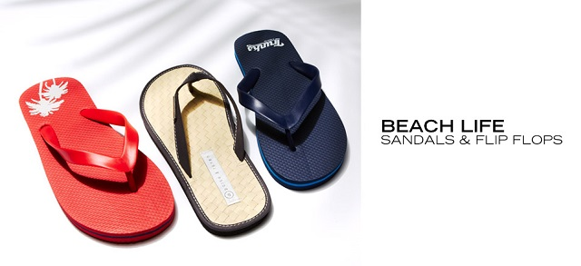 Beach Life Sandals & Flip Flops at MYHABIT