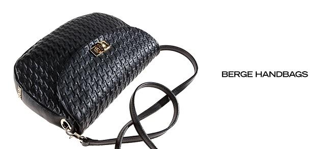 Berge Handbags at MYHABIT