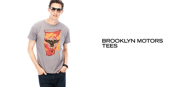 Brooklyn Motors Tees at MYHABIT