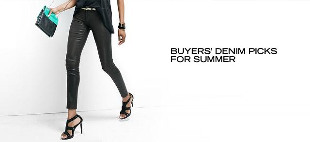 Buyers' Denim Picks for Summer at MYHABIT