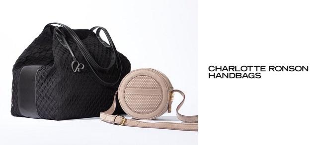Charlotte Ronson Handbags at MYHABIT