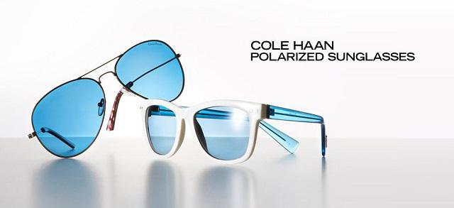 Cole Haan Polarized Sunglasses at MYHABIT