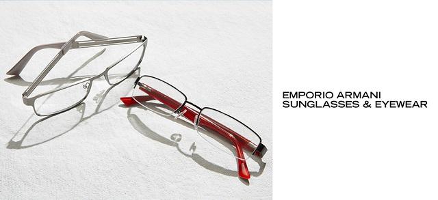 Emporio Armani Sunglasses & Eyewear at MYHABIT