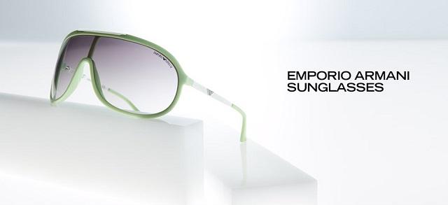Emporio Armani Sunglasses at MYHABIT