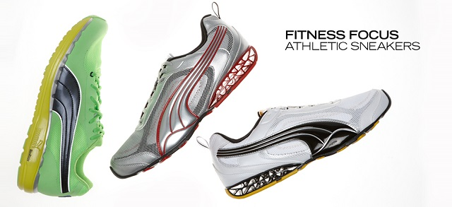 Fitness Focus Athletic Sneakers at MYHABIT