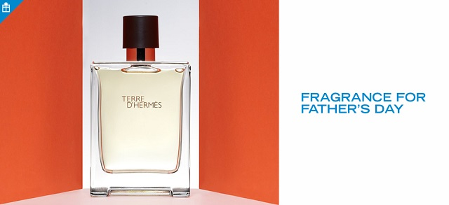 Fragrance for Father's Day at MYHABIT