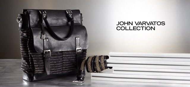 John Varvatos Collection Accessories at MYHABIT