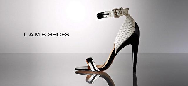 L.A.M.B. Shoes at MYHABIT
