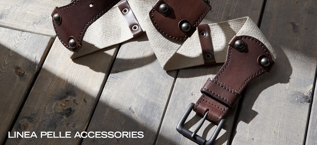 Linea Pelle Accessories at MYHABIT