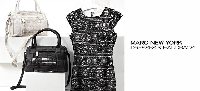 Marc New York Dresses & Handbags at MYHABIT