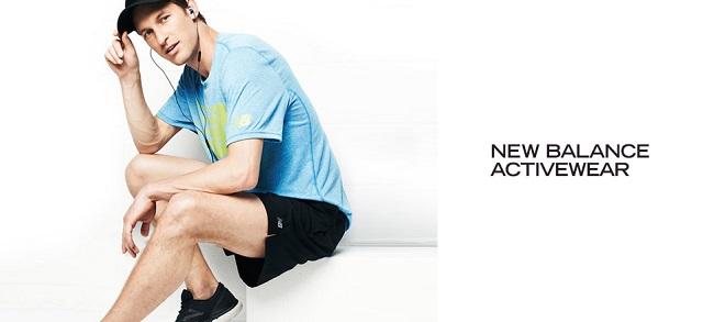 New Balance Activewear at MYHABIT