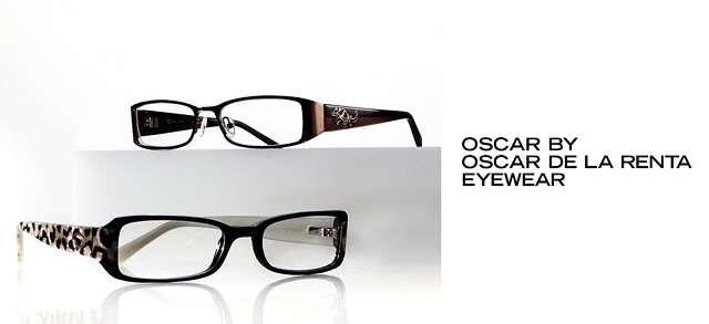 Oscar by Oscar de la Renta Eyewear at MYHABIT