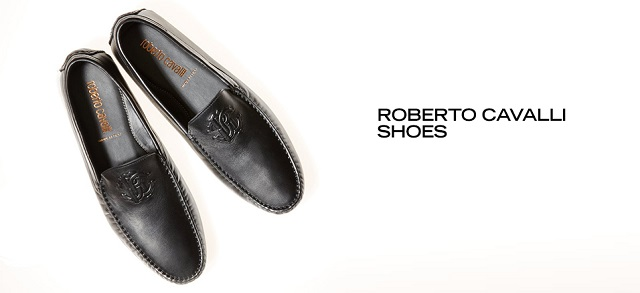 Roberto Cavalli Shoes at MYHABIT