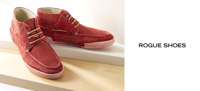 Rogue Shoes at MYHABIT