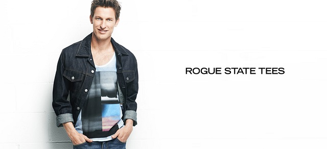 Rogue State Tees at MYHABIT