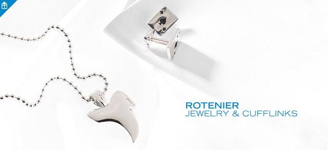 Rotenier Jewelry & Cufflinks at MYHABIT
