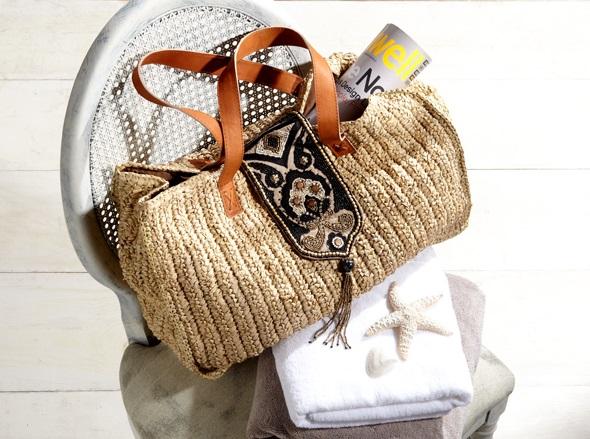 Skemo Women's Batik Tote Bag
