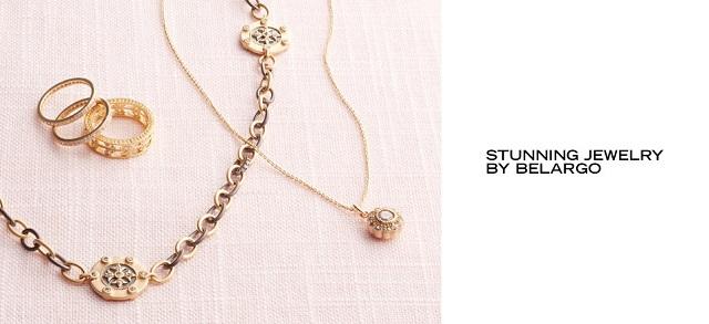Stunning Jewelry by Belargo at MYHABIT