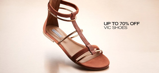Up to 70 Off Vic Shoes at MYHABIT