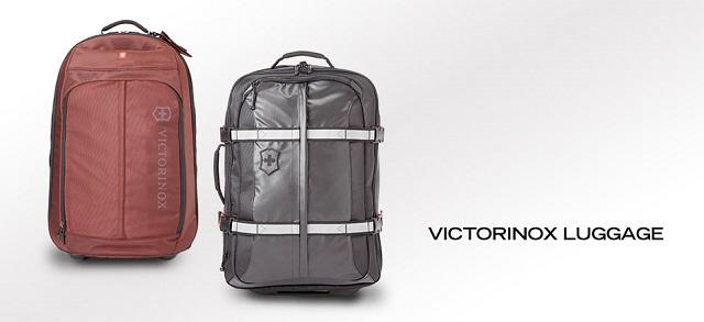 Victorinox Luggage at MYHABIT