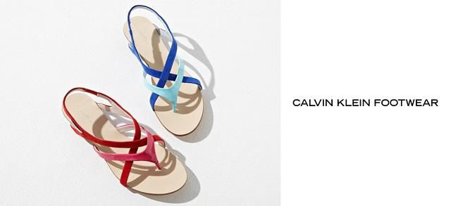 Calvin Klein Women's Footwear at MYHABIT