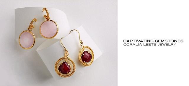 Captivating Gemstones Coralia Leets Jewelry at MYHABIT