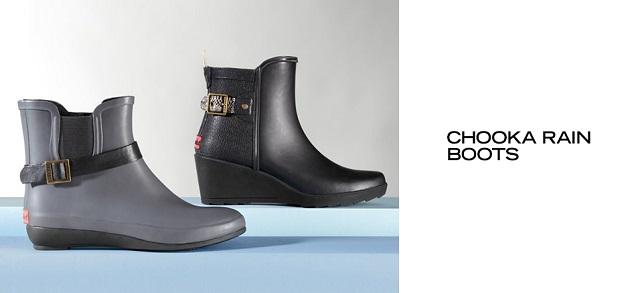 Chooka Rain Boots at MYHABIT