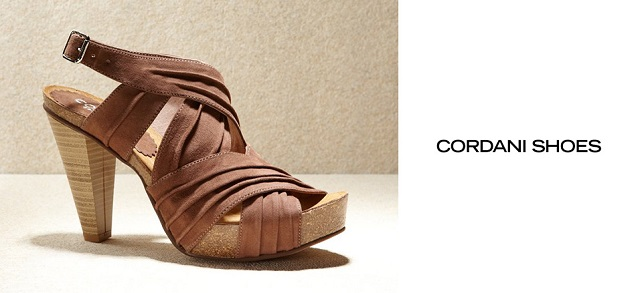 Cordani Shoes at MYHABIT