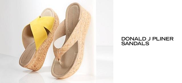 Donald J Pliner Sandals at MYHABIT