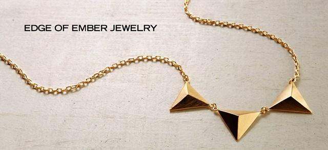 Edge of Ember Jewelry at MYHABIT