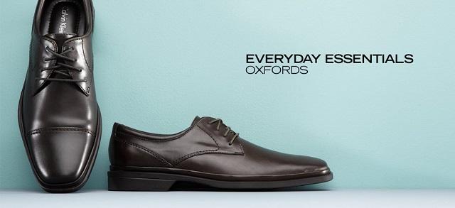 Everyday Essentials Oxfords at MYHABIT