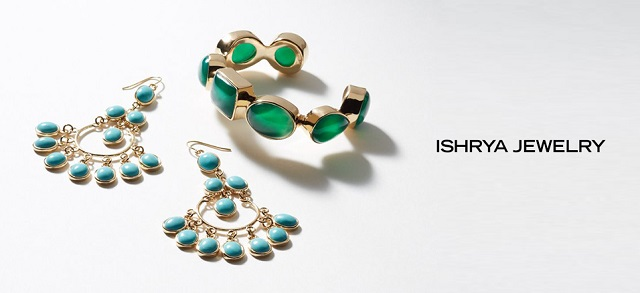 Ishrya Jewelry at MYHABIT