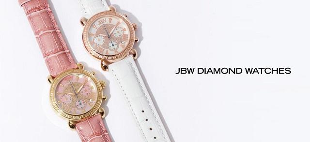 JBW Diamond Watches at MYHABIT