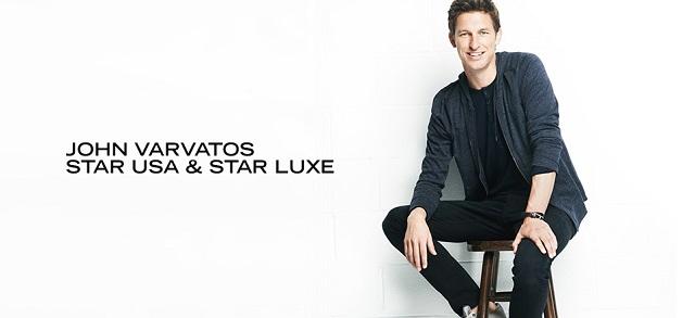 John Varvatos Star USA & Star Luxe at MYHABIT