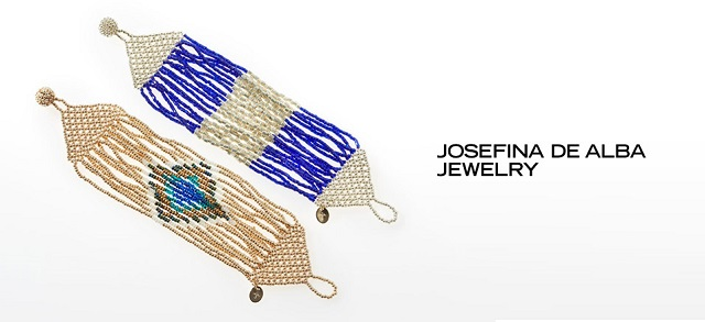 Josefina De Alba Jewelry at MYHABIT