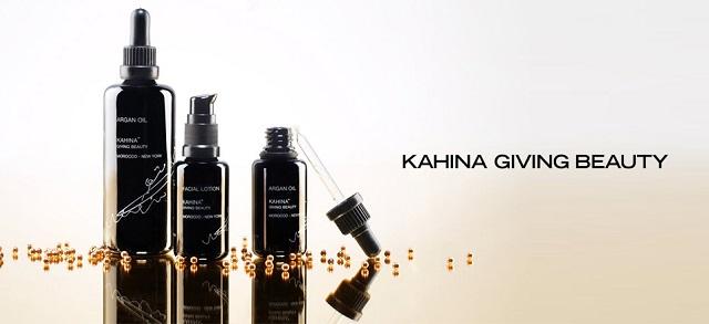 Kahina Giving Beauty at MYHABIT