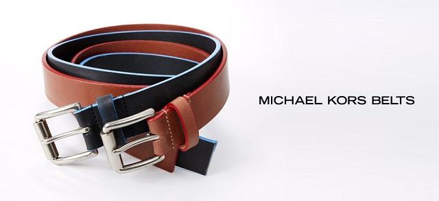 Michael Kors Belts at MYHABIT