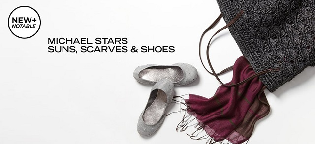 Michael Stars Shoes, Scarves & Totes at MYHABIT