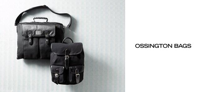 Ossington Bags at MYHABIT
