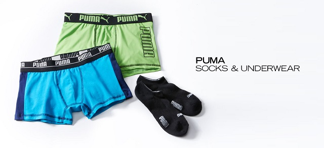 PUMA Socks & Underwear at MYHABIT