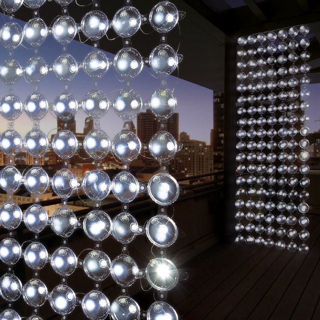 Puff Buff Bubbles Lighting Screen